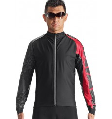 ASSOS Mille Evo7 winter cycling jacket 2017