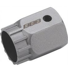 BBB LockPlug Shimano HG cassette lockrings