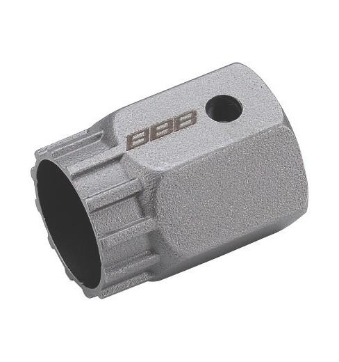 """BBB Clé 1/2"""" pour cassettes Shimano HG LockPlug"""