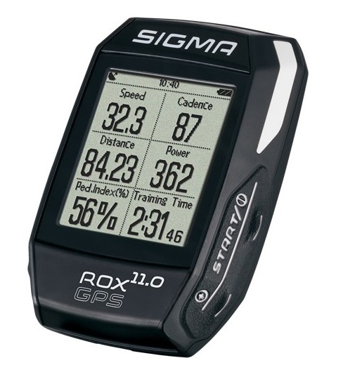 SIGMA compteur GPS Rox 11.0 Ant +