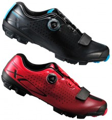 Chaussures VTT homme SHIMANO XC70 2017
