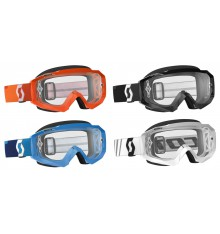 SCOTT Hustle MX goggle (clear works)