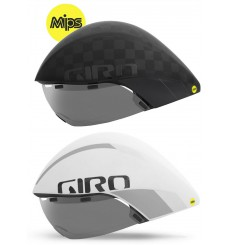 Giro casque chrono Aerohead Ultimate Mips 2018