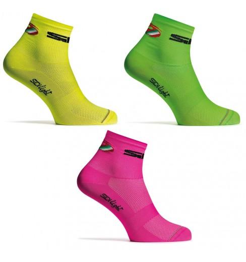 Socquettes vélo SIDI Color 2019