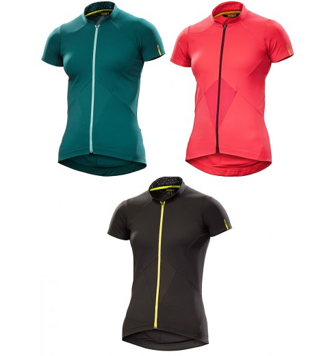 f9f6584e0 MAVIC Sequence women s cycling jersey 2017 CYCLES ET SPORTS