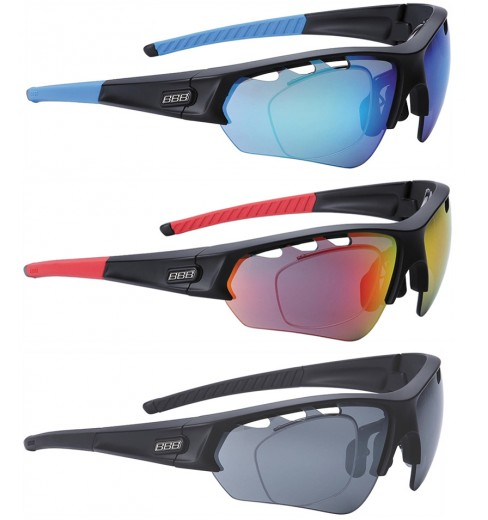 f65d6b6f7291 BBB Select Optic sport glasses - corrective 2017 CYCLES ET SPORTS