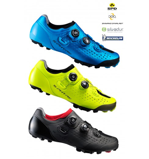 0fdcfb109 SHIMANO S Phyre XC9 men s MTB shoes 2018 CYCLES ET SPORTS