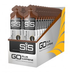 Gels SIS Go Energy+ Caffeine ( boite (30X60 ml)