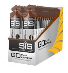 SIS GO Energy + Caffeine gels (box of 30x60g)