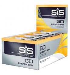 Box of 30 SIS GO ENERGY bars (40g)