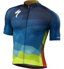 SPECIALIZED maillot manches courtes SL Pro 2017
