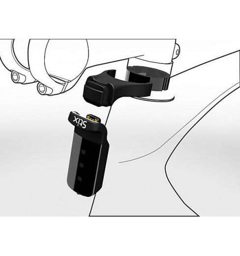 SPECIALIZED support de fixation pour éclairage vélo Stix Headset Spacer Mount Black with Anno Black Spacer