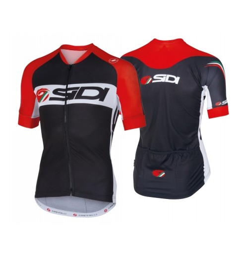 dc749eba0 SIDI DINO 3 short sleeve jersey 2017 CYCLES ET SPORTS