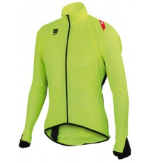 SPORTFUL HOT PACK 5 yellow fluo windproof jacket