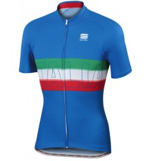 SPORTFUL Italia men's short sleeve jersey 2017