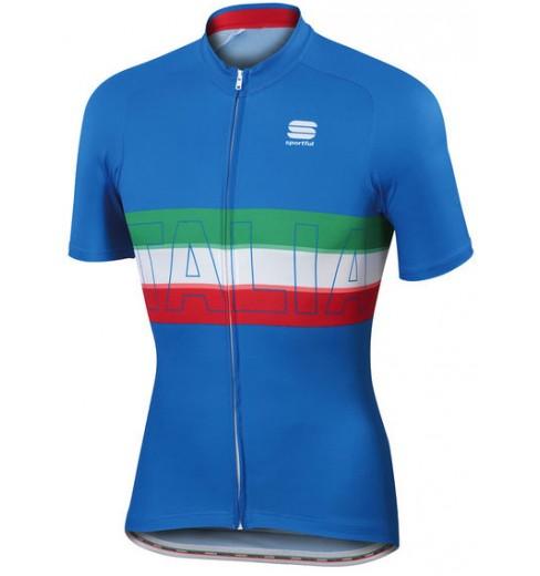 SPORTFUL maillot manches courtes Italia 2017