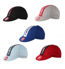 CASTELLI Retro 3 cycling cap 2018