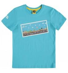 Tour de France Card Graphic kids' T-Shirt 2017