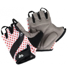 TOUR DE FRANCE Polka dots cycling gloves