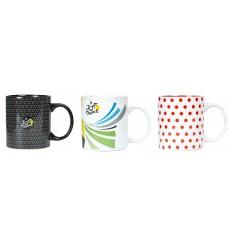 TOUR DE FRANCE set 3 mugs 2017