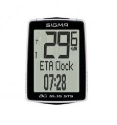 SIGMA compteur vélo sans fil BC 16.16 STS CAD