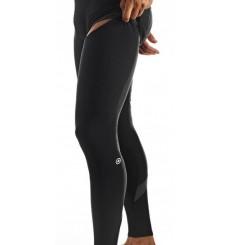 ASSOS Evo7 black legwarmers