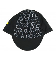 TOUR DE FRANCE black cycling cap 2017