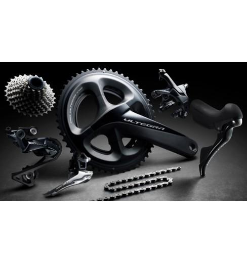 Groupe vélo route SHIMANO Ultegra R8000 11V mécanique chape courte