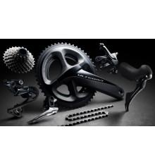 Groupe vélo route SHIMANO Ultegra R8000 11V mécanique chape moyenne