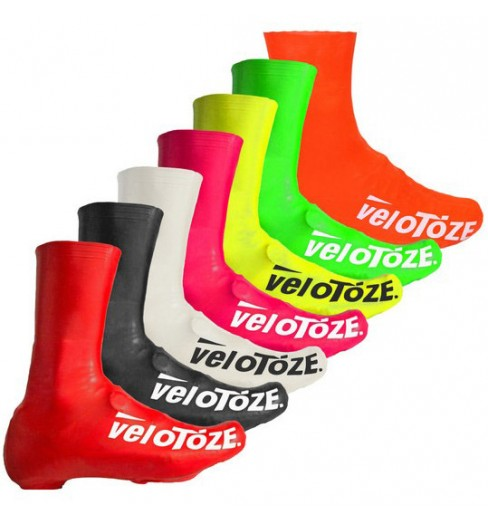VELOTOZE tall Latex shoe covers 2017