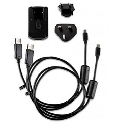 GARMIN AC adapter and USB cable kit