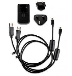 GARMIN câble chargeur 220V avec entrée USB