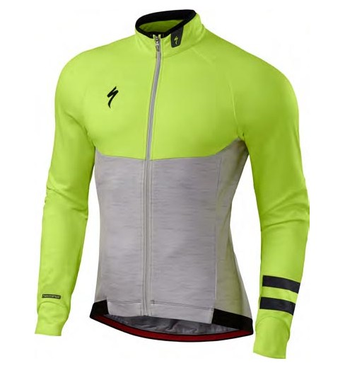 SPECIALIZED Therminal long sleeve jersey 2018