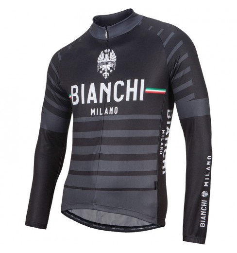 BIANCHI MILANO maillot manches longues Succiso 2018