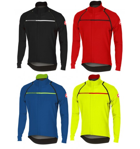 CASTELLI Perfetto convertible cycling jacket 2018