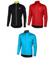 CASTELLI Senza 2 winter cycling jacket 2017