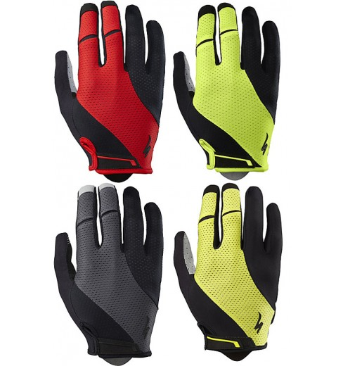 SPECIALIZED gants route Body Geometry Gel Long Finger 2019