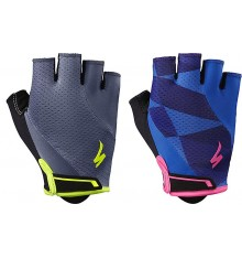 SPECIALIZED women's Body Geometry Gel road gloves 2018