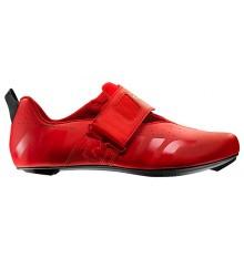 MAVIC Cosmic Elite Tri red triathlon shoes 2019