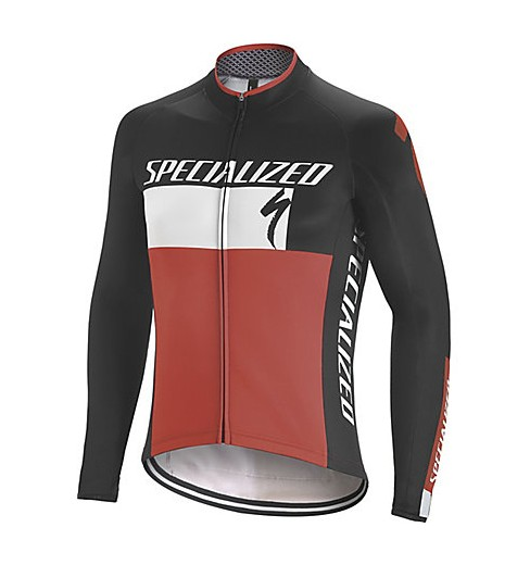 SPECIALIZED Therminal RBX Comp Logo long sleeve jersey 2018