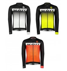 SCOTT RC AS men's long sleeve jersey 2018