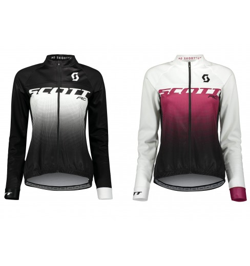 SCOTT RC AS Women s long sleeve jersey 2018 CYCLES ET SPORTS be9a6727a