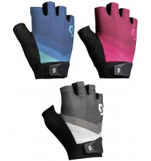 SCOTT Essential SF women's short finger cycling gloves 2018