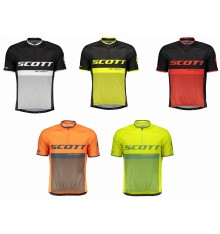 SCOTT maillot cycliste manches courtes RC TEAM 20 2018