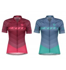 SCOTT maillot cycliste femme manches courtes RC Pro Tec 2018
