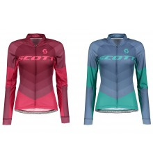 SCOTT RC Pro women's long sleeve jersey 2018