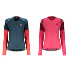 SCOTT Endurance 20 women's long sleeve jersey 2018