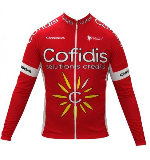 COFIDIS long sleeves jersey 2017
