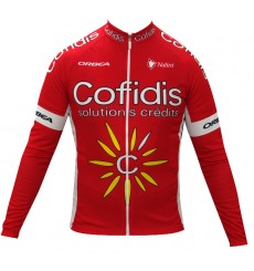 COFIDIS long sleeves jersey 2017