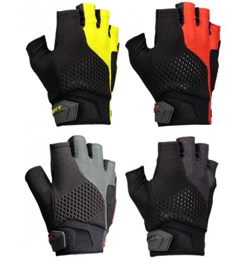 SCOTT Perform Gel SF men short finger cycling gloves 2018